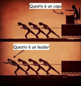 Blog 007 - Differenza tra capo e leader